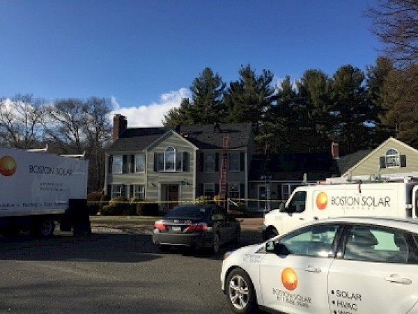 Boston Solar Donates Solar System to Frates Family
