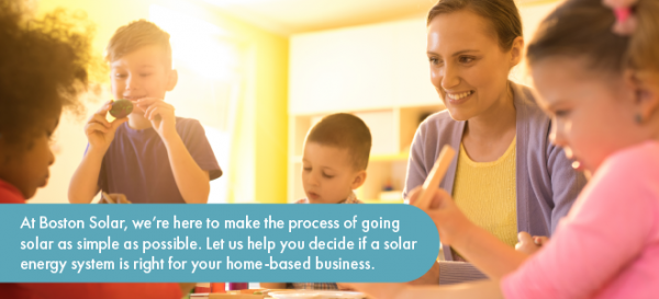 The Top 4 Home-Based Business Benefits of Solar Energy