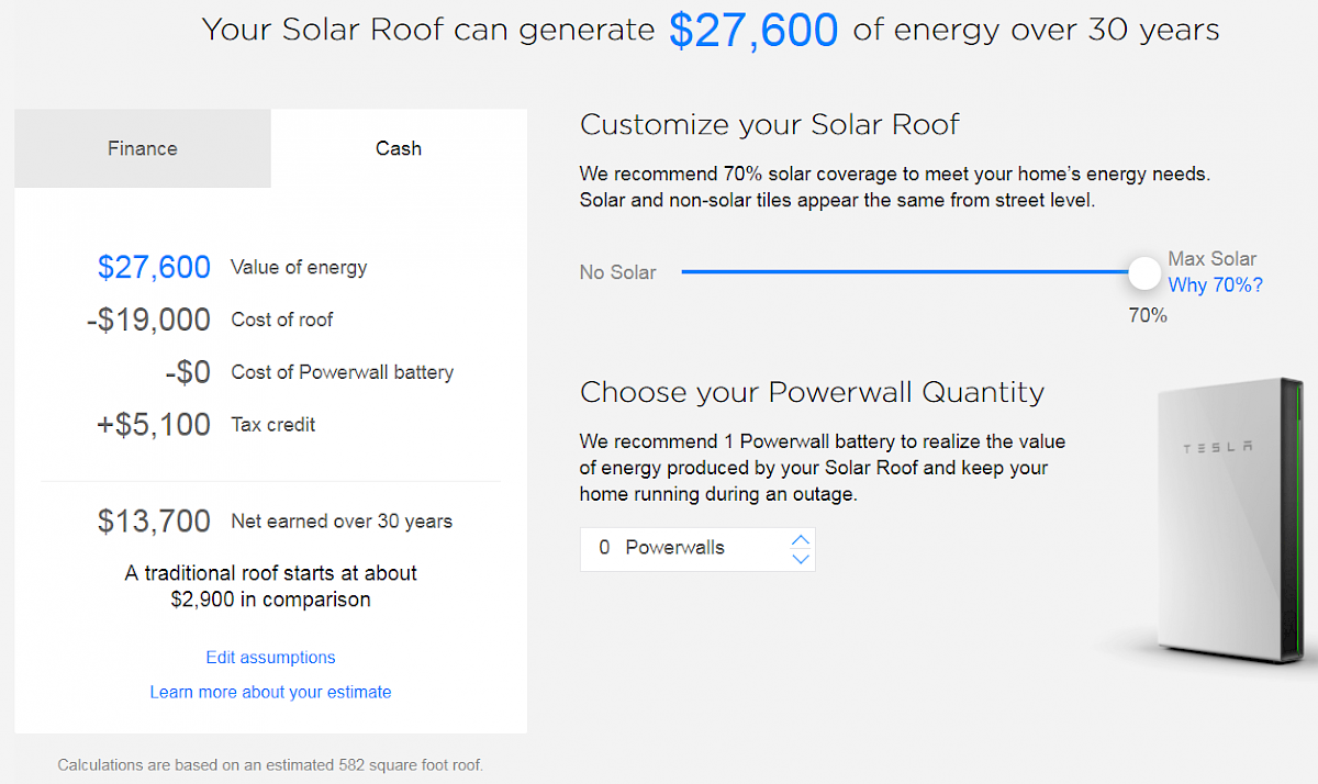 Tesla Solar Roof Calculator >> Is The Tesla Solar Roof Worth The Investment