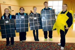 Why You Should Dress As A Solar Panel For Halloween And
