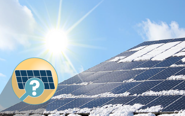 Will My Solar Panels Still Produce Energy When It Snows?