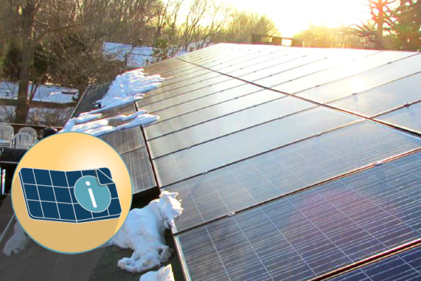 Can you install solar panels in the winter in Massachusetts?