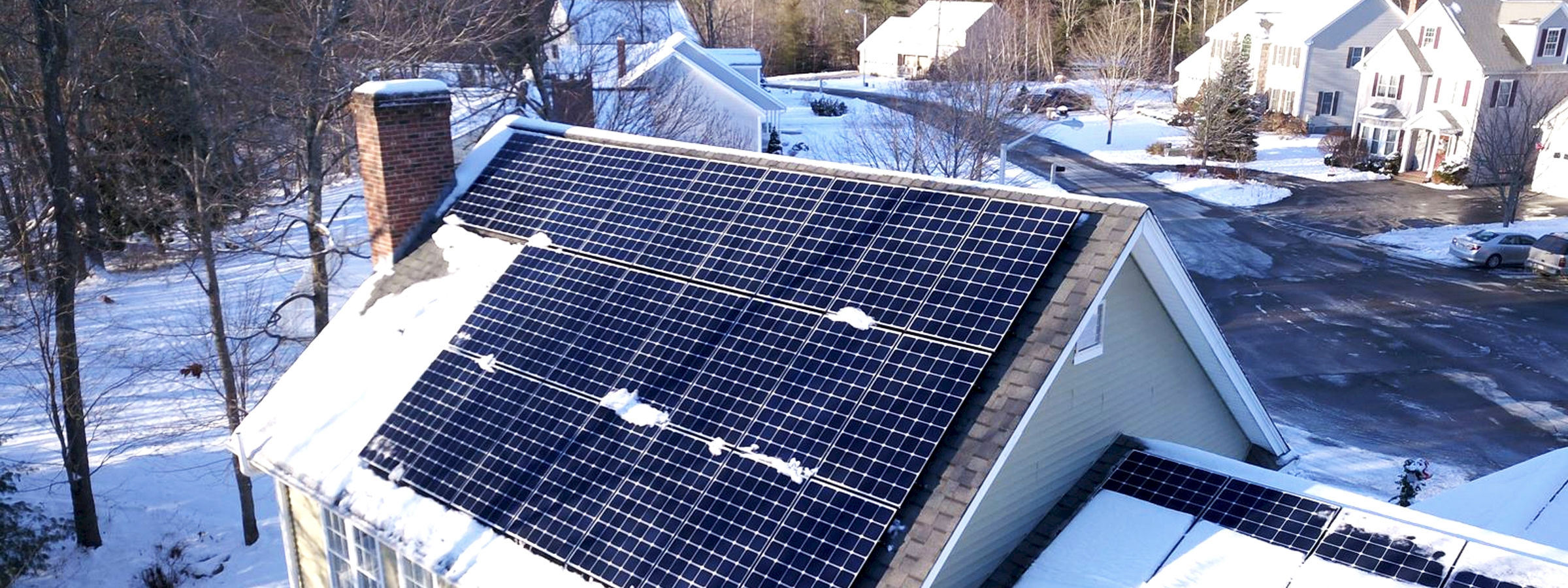 How much energy will my solar panels produce in the winter?