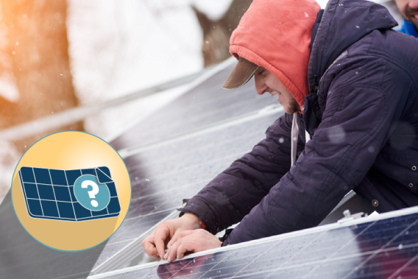 Answered: Do Solar Panels Work Well in Cold Weather?